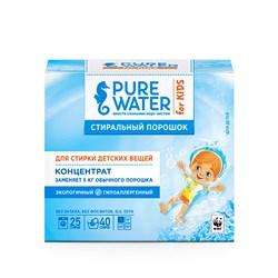 Стиральный порошок для детского белья Pure Water, 800г - фото 5557
