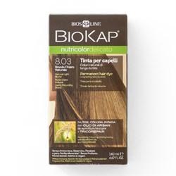 Краска для волос Блондин Натуральный Светлый 8.03 Delicato - фото 5609