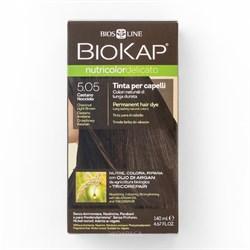 Краска для волос Каштановый Светло-Коричневый 5.05 Delicato - фото 5619