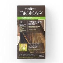 Краска для волос Средне-русый 7.0 Delicato - фото 5651