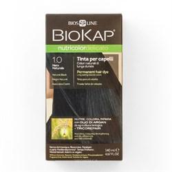 Краска для волос Чёрный натуральный 1.00 Delicato - фото 5667