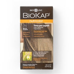 Краска для волос Шведский Блондин (пепельный) 7.1 - фото 5670
