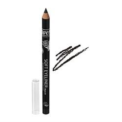 Мягкий карандаш для глаз черный, 1,05г - фото 6098