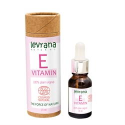 Сыворотка для лица Витамин Е, растительный, чистый антиоксидант, 15мл - фото 6350