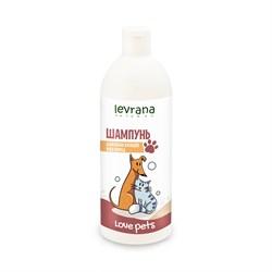 Шампунь для собак и кошек всех пород, без аромата, 500мл - фото 6358