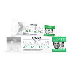 Органическая зубная паста Extra White - фото 6603