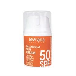 Солнцезащитный крем для тела Календула 50SPF, 50мл - фото 6654