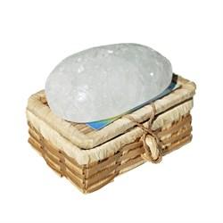 Кристалл в бамбуковой шкатулке - большой - фото 7310