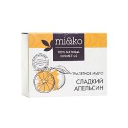 Туалетное мыло Сладкий апельсин, 75г - фото 7376