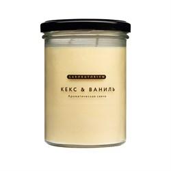 Ароматическая свеча (кекс и ваниль), 380мл - фото 8653