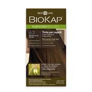 Краска для волос Тёмно-Русый Золотистый 6.3 Delicato