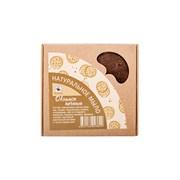 Твердое мыло Овсяное печенье (на молоке с овсянкой)