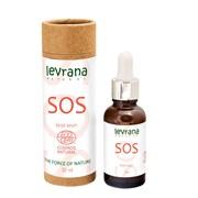 Сыворотка для лица SOS, противовоспалительная, для проблемной кожи с акне, точечного действия, 30мл