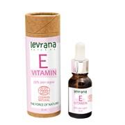 Сыворотка для лица Витамин Е, растительный, чистый антиоксидант, 15мл