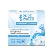 Стиральный порошок для белого белья Pure Water, 800г