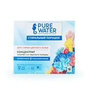 Стиральный порошок для цветного белья Pure Water, 800г