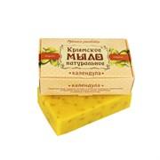 Крымское мыло на оливковом масле Календула, 100г