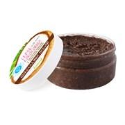 Скраб кокосовый для лица Шоколадный Пудинг, 200г