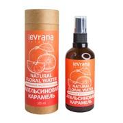 Натуральная флоральная вода для лица и тела, Апельсиновая карамель, 100мл