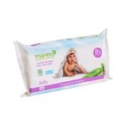 Органические влажные гигиенические салфетки для детей, 60шт.