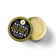 Масло для волос, бороды и усов Активный рост, 45г